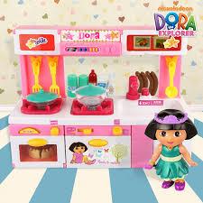 Dora The Explorer Kitchen Set by Usd 89 10 Dora Dora U0027s Kitchen Set Simulation Mini Cooking Really