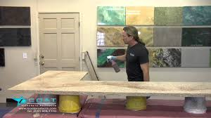 coloring icoat countertops ivory brown to look like granite