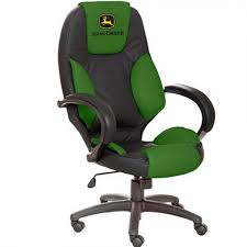 John Deere Room Decorating Ideas by John Deere Leather Desk Chair Rungreen Com