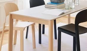 hochparterre design der tisch zum stuhl