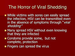 Viral Shedding Herpes 2 by 100 Viral Shedding Herpes 1 Viral Shedding After A Flu Shot
