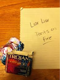 Pumpkin Flavoured Condoms by My Husband Is Cheating On Me Left Him A Note So He Knows I Know