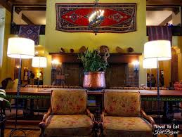 majestic yosemite ahwahnee hotel travel to eat
