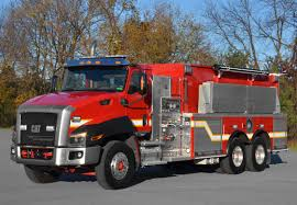 CAT Fire Pumper | Ems And Fire | Pinterest | Fire Trucks, Trucks And ...