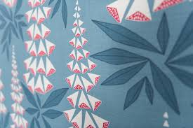 Material For Curtains Uk by Upholstery Fabric Screen Printed Fabric Free Uk Delivery