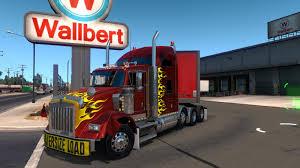 GTM Kenworth T800 1.31 Truck -Euro Truck Simulator 2 Mods