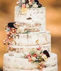 Why Are Rustic Wedding Cakes Becoming So Popular