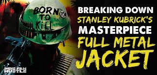 Full Metal Jacket STANLEY KUBRICK Indie Film Filmmaking Hustle