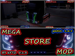 MEGA STORE V 1.3 » Download ETS 2 Mods | Truck Mods | Euro Truck ... Volvo Mega Mod Ets2 Euro Truck Simulator 2 All Games And Gamers Duplo Fire Wwwmegastorecommt Store Reworked By Afrosmiu 126 Fun On The Site Mundoets2 Seu Mundo De Mods Mega Store V 50 V 7 Reworked Mods Tuning Truck For Mirage Frames Trucks Planet Sport Skate Megastore Px Ford Ranger Mark L Ll Abs Flare Kit Alloy Bash Plates Brasileiro Gif Find Share On Giphy Scania Megastore 124 For European Other