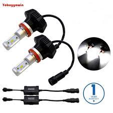 aliexpress buy 7th led headlight bulb conversion kit 9012
