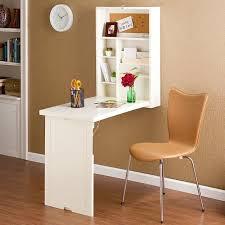 table murale cuisine rabattable saving space fold out convertible desk desks and shelves