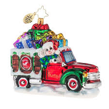 Christopher Radko Ornaments 2016 | Radko December Delivery Ornament ... Eone Fire Trucks On Twitter Here Is The Inspiration For 1 Of Brigade 1932 Buick Engine Ornament With Light Keepsake 25 Christmas Trees Cars Ideas Yesterday On Tuesday Truck Nameyear Personalized Ornaments For Police Fireman Medic My Christopher Radko Festive Fun 10195 Sbkgiftscom Mast General Store Amazoncom Hallmark 2016 1959 Gmc 2015 Iron Man Hooked Raz Imports Car And Glass