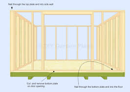 12x16 Wood Storage Shed Plans by Shed Plans 12x16 With Porch Wall Must See