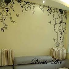 vines vinyl wall sticker wall decal tree decals wall murals