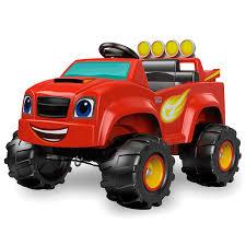 100 Juegos De Monster Truck Power Wheels Nickelodeon Blaze