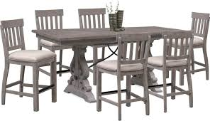 Charthouse Counter Height Dining Table And 6 Stools Gray Value 6 ... Fascating Table Argos Repel Tables Corner St Design Standard Charthouse Counter Height Ding And 6 Stools Gray Value Bar Sets Canada Small Black Square Dinette Round Tommy Bahama Outdoor Living Kingstown Sedona 3 Piece Pub Set 25 Best Bar Stool Patio Set 59 Beautiful Gallery Ipirations For Patio Hire Chairs Target Highboy Space Office Room Chair Darlee Mountain View Cast Alinum Sling High Fniture And In Orland Park Chicago Il Darvin