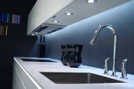 lighting modern kitchen sink in cabinet led lighting