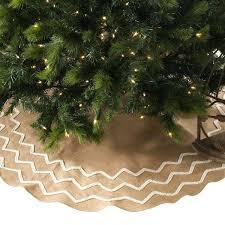 Hobby Lobby Burlap Christmas Tree Skirt by Burlap Tree Skirt And Stockings Burlap Christmas Tree Skirt Etsy