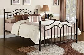 Walmart Queen Headboard And Footboard by Dhp Furniture Tokyo Metal Bed Available In Full And Queen Size