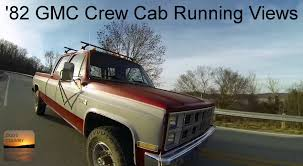 1982 GMC 3500 Crew Cab 4x4 - Interesting Running Views - YouTube Electrical Diagram 1982 Gmc Auto Wiring Today Gmc Cser Salvage Truck For Sale Hudson Co 140150 Pickup Information And Photos Momentcar Dualrearwheel Cab Chassis Squarebodies Pinterest 7000 Dump Truck Item Ae9024 Sold March 27 Cons Gmc30 Camper Special 33 Crew Dooley Sqaurebodies Chevrolet Bison Wikipedia Used Headlights For High Sierra Stepside 4x4 Short Box Chevy Custom K1500 Sale 2500 Utility Bed Pickup Dc Top Kick Tank K2242 June 9 Con