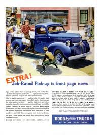 100 1946 Dodge Truck Directory Index And Plymouth S Vans