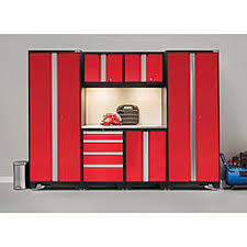 C Tech Garage Cabinets by Garage Storage Systems Sears
