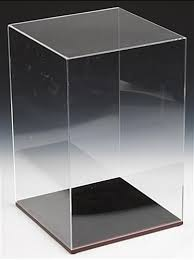 Collectible Display Includes An Acrylic Riser