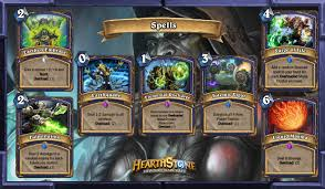Shaman Overload Deck Loe by Vragal U0027s Profile Member List Hearthpwn