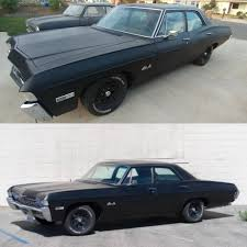 100 Craigslist Ventura Cars And Trucks By Owner 1968 BelAir The Big Black Land Yacht And The New Daily