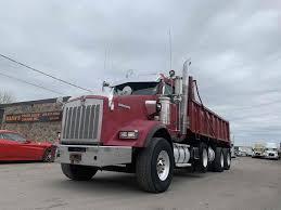 100 Kenworth Dump Truck For Sale 2009 KW DUMP TRUCK Manns S
