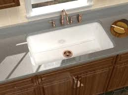 Kohler Riverby Top Mount Sink by Single Bowl Undermount Cast Iron Kitchen Sink Kohler Bakersfield