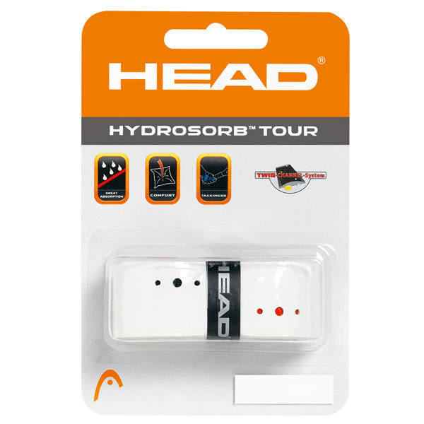 Head Hydrosorb Tour Replacement Grips - White