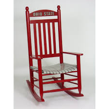 Ohio State University Rocking Chair Hardwood Rocking Chair Ohio State Jumbo Slat Black Ncaa University Game Room Combo 3 Piece Pub Table Set The Best Made In Amish Chairs For Rawlings Buckeyes 3piece Tailgate Kit Products Smarter Faster Revolution Axios Shower Curtain 1 Each Michigan Spartans Trademark Global Logo 30 Padded Bar Stool