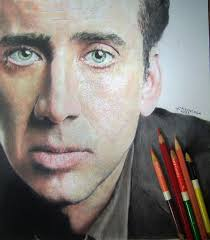 siege social nicolas 86 best nicolas cage photo drawing portrait images on