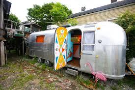 Rustys Restored Airstream Tiny House Swoon