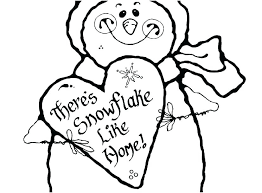 Free Winter Coloring Pages For Kids Print On Printable Fr Sports