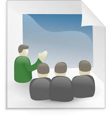 Powerpoint Clipart Presentation Big Image Png