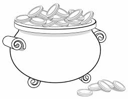 Pot Coloring Page Decorative Flower Pots And Vases Pages