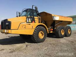 Used Caterpillar 740B Articulated Dump Truck (ADT) Year: 2015 Price ...