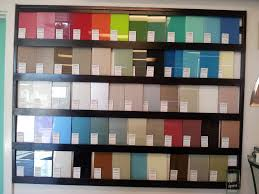 Modern Glass Colour Range