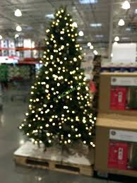 Ge Christmas Trees Costco Lit Aspiration Tree Prices Decoration And Also 0