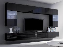 moderne wohnwand schrankwand wohnzimmer corona simson i