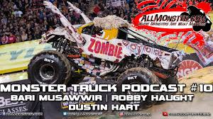 Monster Truck Podcast #10 - Bari Musawwir (Zombie Monster Jam Truck)
