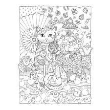 Creative Cats Antistress Coloring Book For Adults Relieve Stress Art Painting Drawing Graffiti Colouring In Books From Office School Supplies On