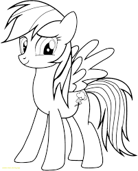 My Little Pony Coloring Pages Of Pinkie Pie Copy Rainbow Dash Equestria Girls New Cute 23 Lovely