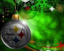 Steelers Merry Christmas Wallpaper