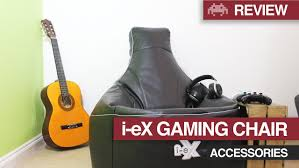 Review: The I-eX® Gaming Chair Bean Bag | Gaming Accessories Akracing Core Series Blue Ex Gaming Chair Nitro Concepts S300 4 Color Available Nitro Concepts Iex Gravity Lounger Gamer Bean Bag Black 70cm X 80cm Large Video Eertainment Bags Scan Pro On Twitter Ending Something You Can Accsories Kinja Deals You Can Game Like Ninja With This Discounted Summit Desk Ln94334 Carbon Inferno Red