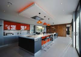 plafond de cuisine eclairage led plafond cuisine cuisines design 110 idées pour un