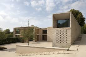 100 English Architects Hampshire House An Exemplary Piece Of Architecture In The
