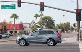 The State Of Self-driving Car Laws Across The U.S.